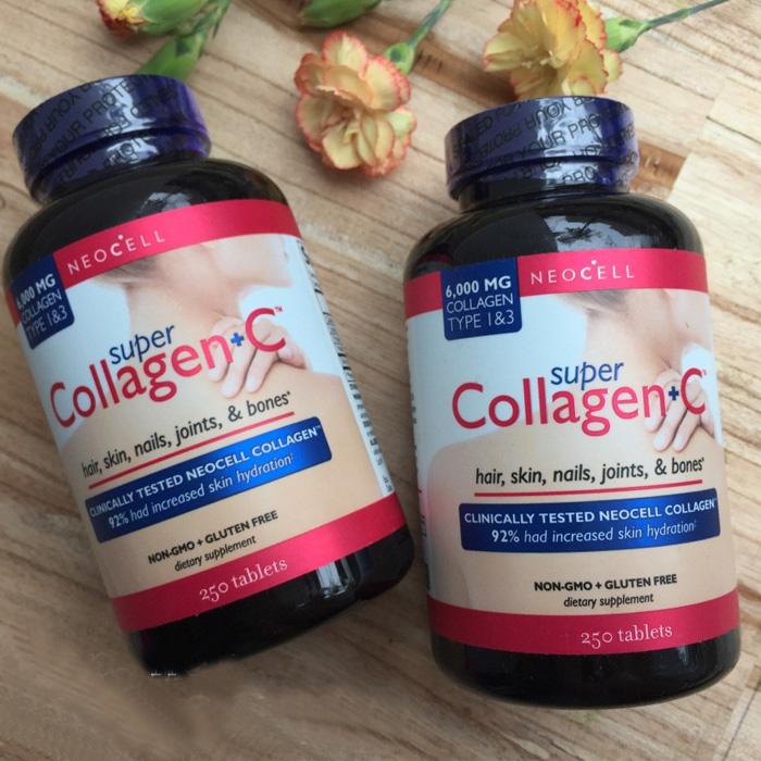 Обзор и отзывы на Neocell Super Collagen + C, добавка с коллагеном и витамином C. Как принимать.