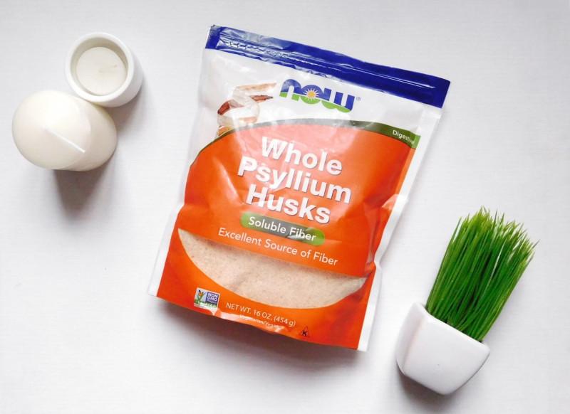 Псиллиум шелуха подрожника now foods husks
