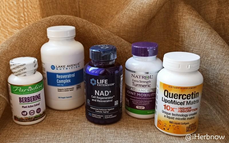 NMN, NAD+ NR для продления молодости и борьбы со старостью