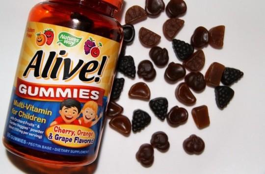 Отзывы Nature's Way Alive Gummies Multi-Vitamin for Children