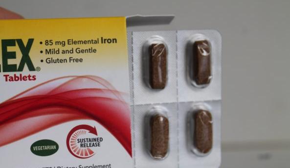 Nature's Plus, Hema-Plex, 30 таблеток с длительным высвобождением