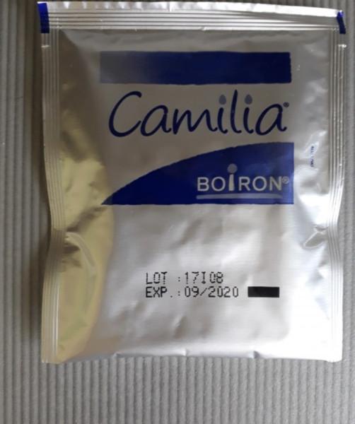 Отзывы Boiron Camilia, облегчение боли при прорезывании зубов