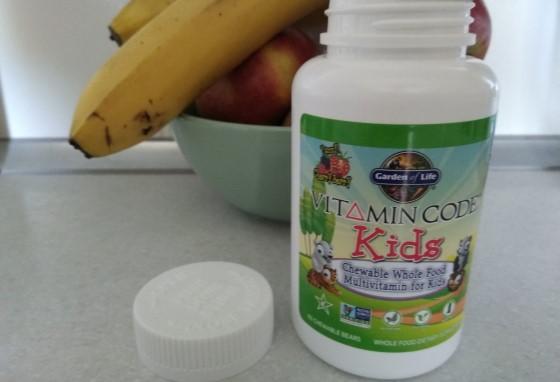 Garden of Life, Vitamin Code, для детей, жевательные цельнопищевые мультивитамины