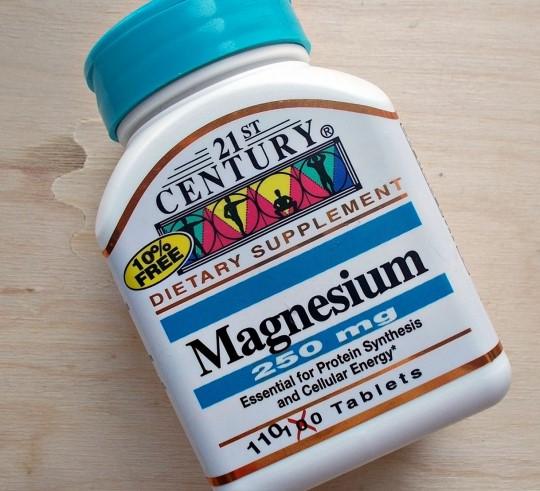 21st Century магний 250 мг