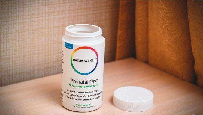 Отзывы пренатальные натуральные витамины Rainbow Light Prenatal One сырые витамины