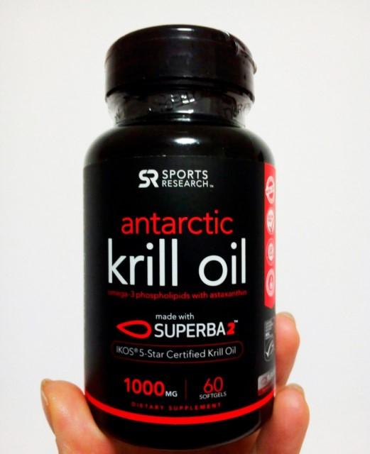 Отзыв БАД Sports Research масло антарктического криля с астаксантином. Польза и вред, противопоказания