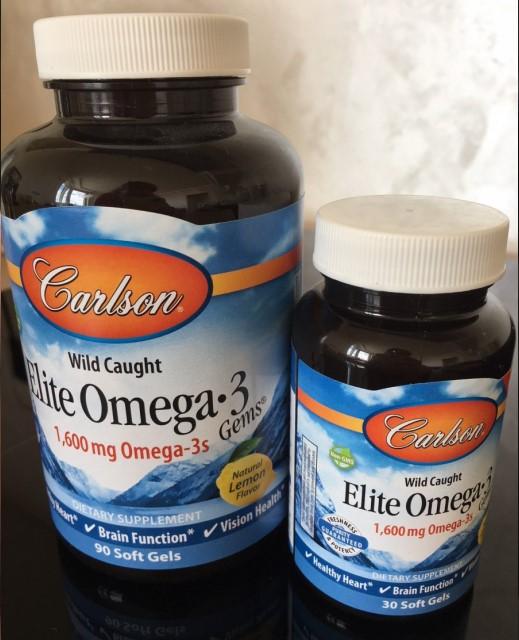 Отзыв БАД Carlson Labs супер жемчужины с Омега-3 1200 мг. Выловлено в диких условиях. Обзор добавки.