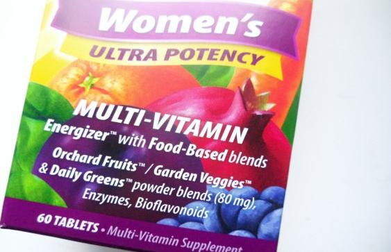 Nature's Way, Живой! Один раз в день Для женщин Суперсила Мультивитамины
