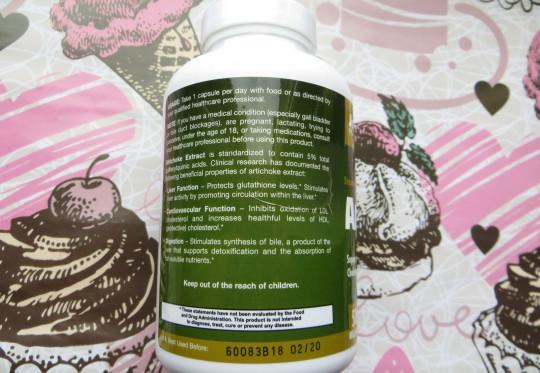 Отзыв БАД Jarrow Formulas Artichoke артишок. Обзор биодобавки, как принимать, противопоказания