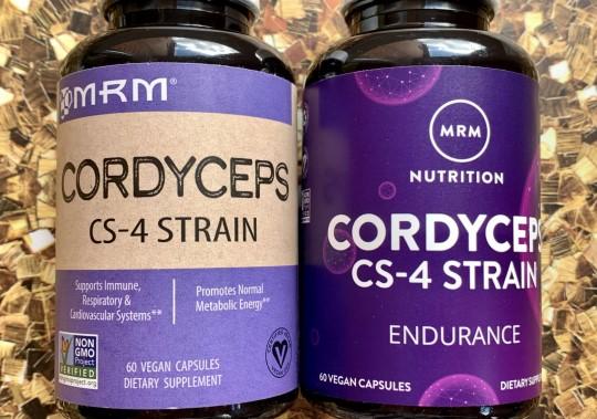 пробиотик MRM кордицепс, штамм CS-4