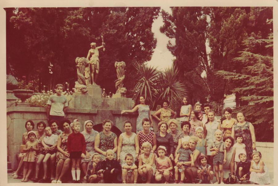 Крым-1971, АМ 14 лет №1