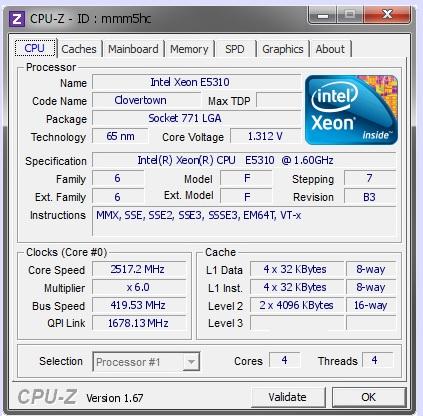 XEON-E5310
