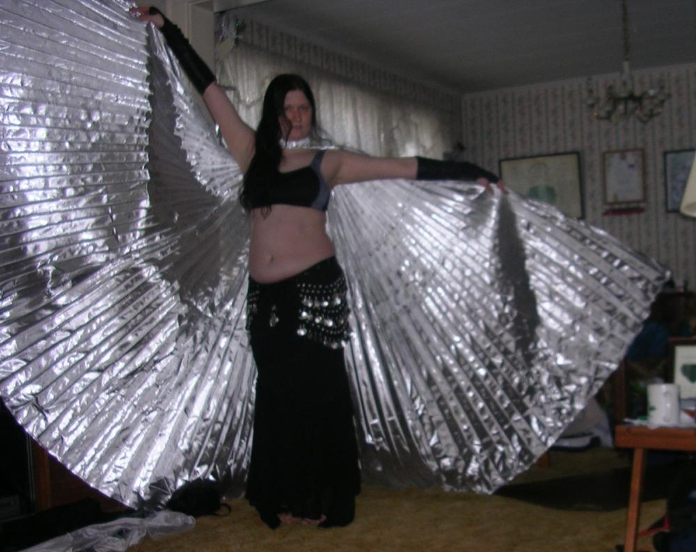 isis wings