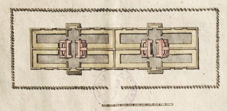 1798 ostrog plan