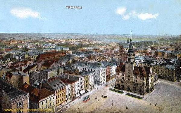 Troppau_Stadtansicht
