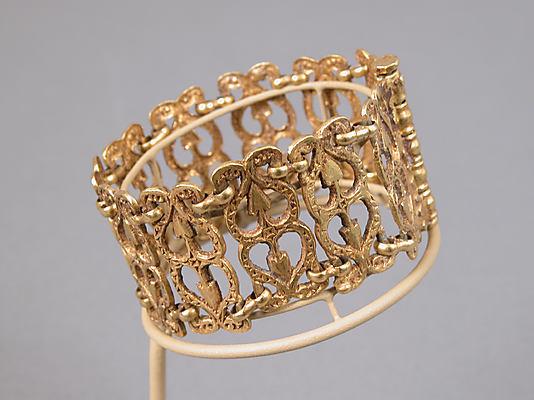 византийский браслет