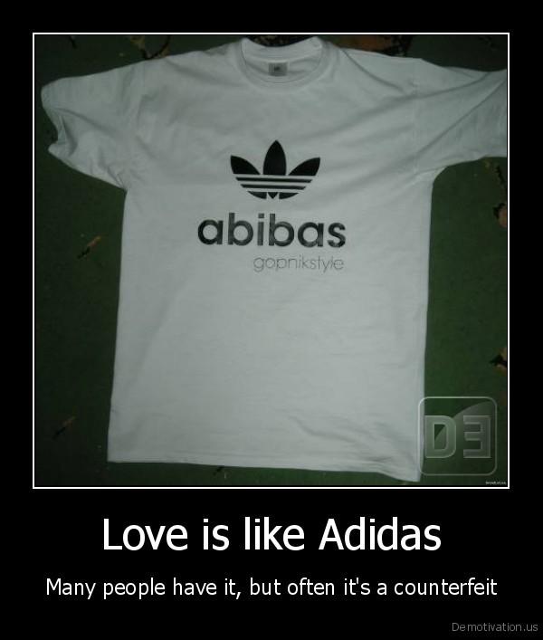 Love-is-like-Adidas
