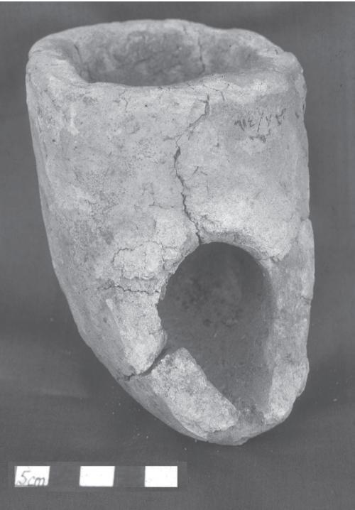 тигль-рог