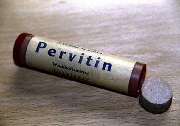 3-Pervitin