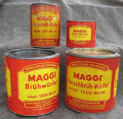 Maggi Brüh Würfel1