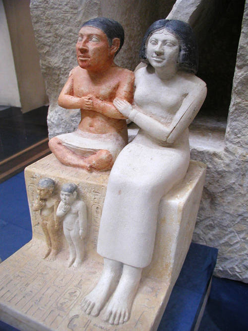 Seneb_and_wife_statue