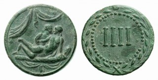 проститутки на монетах