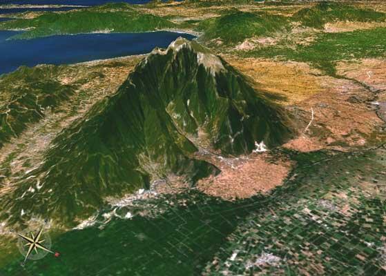 Пангейская гора