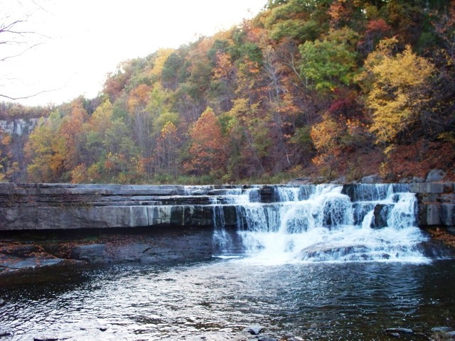 Taughannock Falls St. Park in Autumn