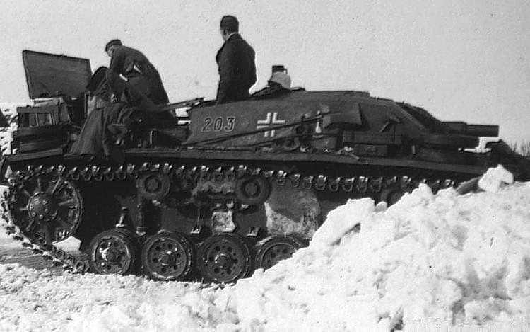 StuG III Ausf.B StuG.Abt.184