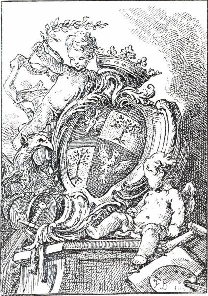 08. Рис. 8. Кн. знак Шевалье де Вальври, рис. Франсуа Буше