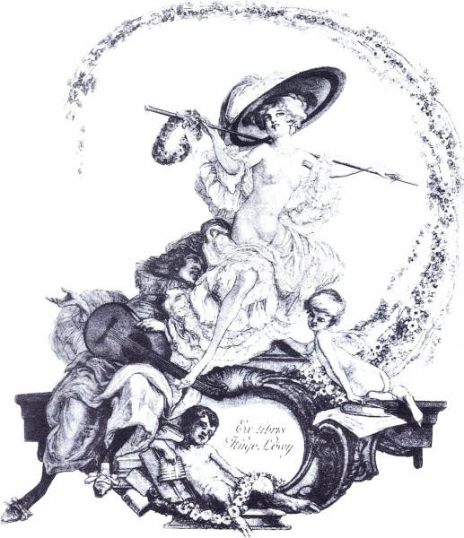 17. Рис. 17. Кн. знак Гуго Лёви, рис. Фери де Байроса.jpeg