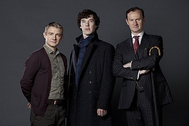 cast and crew BBC SH 1
