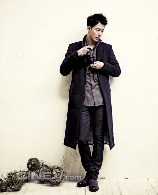 Jo In Sung news and photoshoots megapost + Kim Bum photoshoots