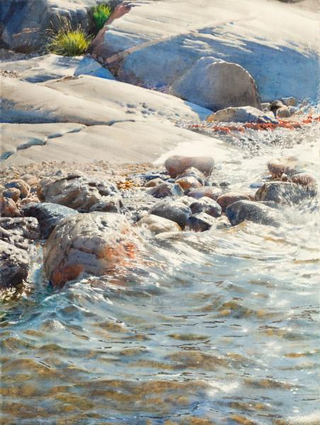 7fb524dcff-Akvareller-1400-1425  Solglitter  76 x 56 cm