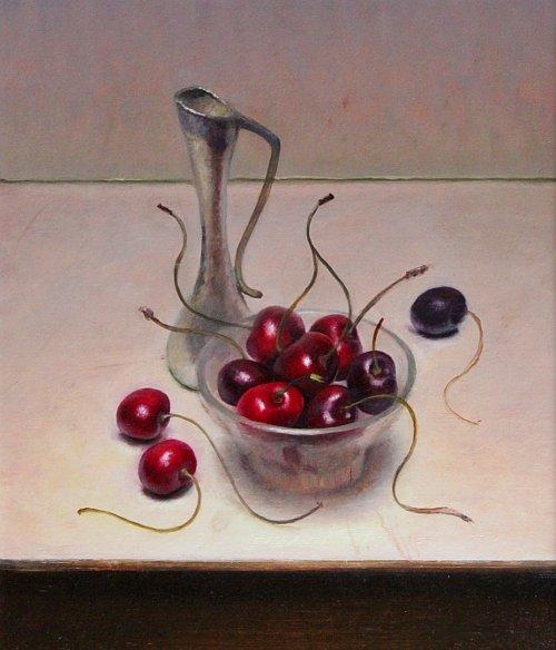 cherries_vase