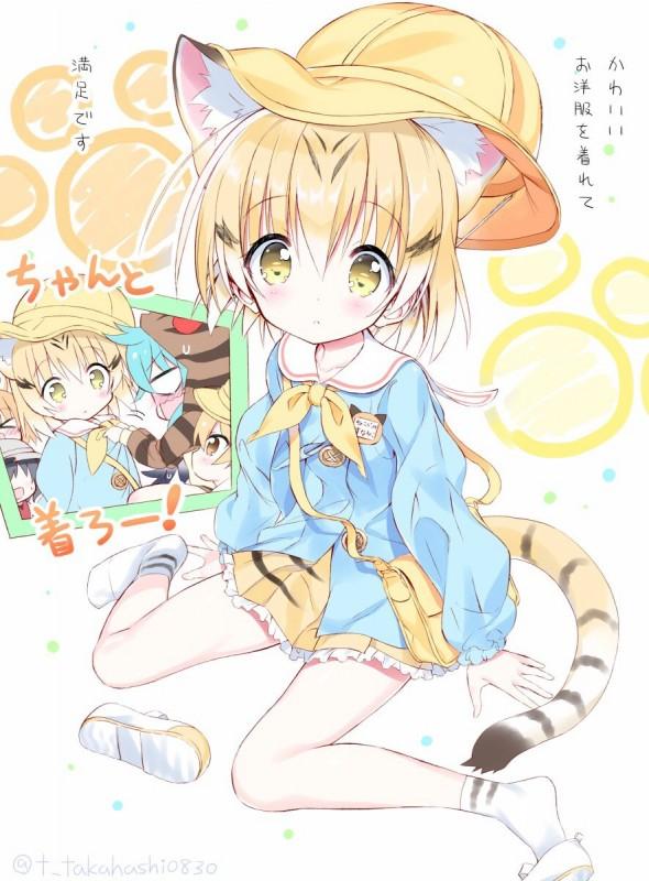 Картинки - УиХ. Песчаная кошка. sand cat (kemono friends) - takahashi tetsuya (pixiv 2695043) 3246050-danbooru, twitter, О --04ebc018a43e7f6163fe80fdf4fe5005