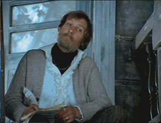 "Oleg Yankovsy as Wizard in ""An Ordinary Miracle"""