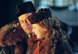 """Oleg Yankovsy as Komarovsky in """"Doctor Zhivago"""""""