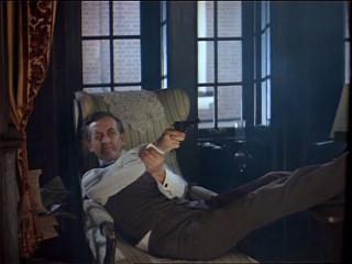 Vasily Livanov as Sherlock Holmes, 1979