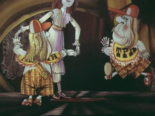 Alice through the Looking Glass, 1982