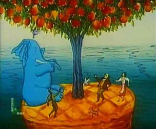 The Apple Cake, 1991
