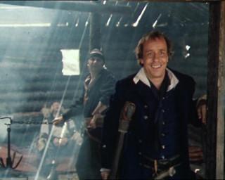 Oleg Borisov as John Silver