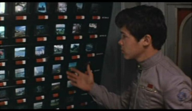 Teens in the Universe (1974) - Soviet sci-fi movie