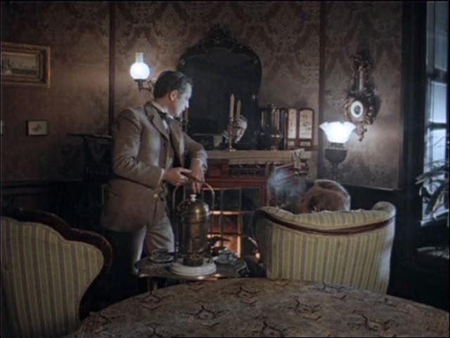 Sherlock Holmes and Doctor Watson, Lenfilm studio, 1979