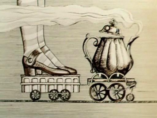 Alice in Wonderland, Soviet animation film produced by Kievnauchfilm studio in 1981