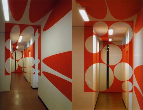 оптические иллюзии Феличе Варини - optical illusions