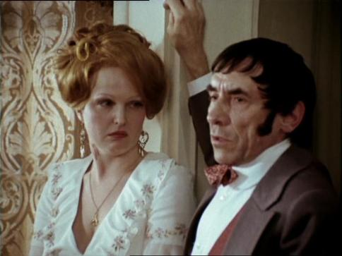 Lenfilm's film adaptation The Adventures of Prince Florizel, USSR 1979, dir. Yevgeny Tatarsky