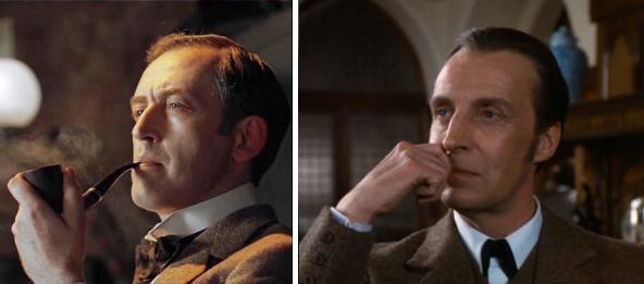 Vasily Livanov vs Ian Richardson (both as Sherlock Holmes)