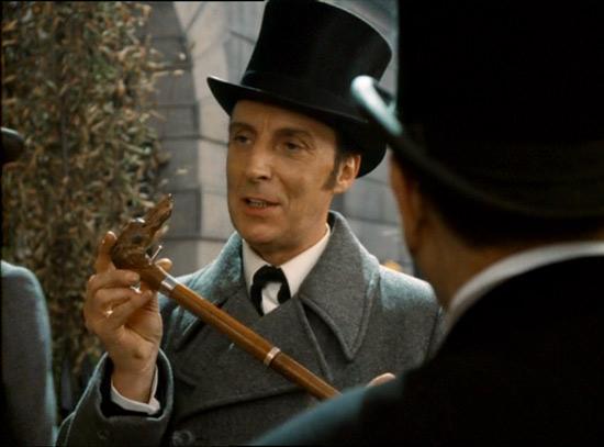 Ian Richardson as Sherlock Holmes