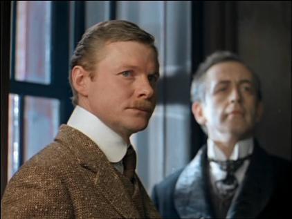 Vitaly Solomin as Doctor Watson